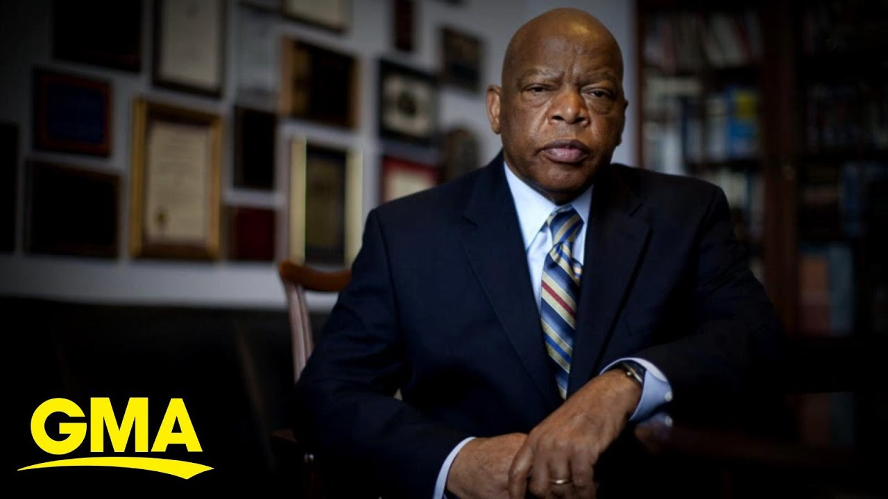 John Lewis laid to rest in Atlanta l GMA