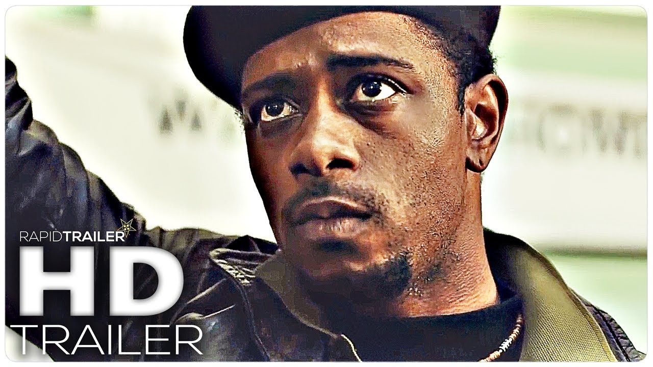JUDAS AND THE BLACK MESSIAH Official Trailer (2020) Daniel Kaluuya, LaKeith Stanfield Movie HD