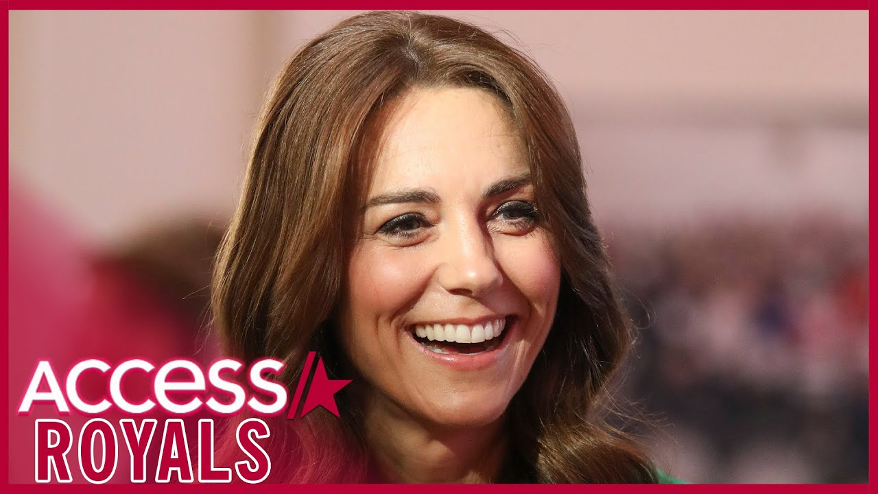 Kate Middleton Signs Emails In The Most Relatable Way