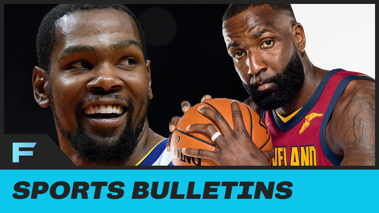 Kevin Durant Roasts Kendrick Perkins AGAIN Over His Sad And Depressing Stat Sheet