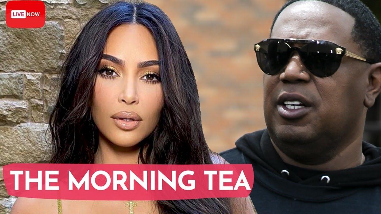 Kim Kardashian Helping to Free Rapper Master P's Sibling, C-Murder! | The Morning Tea Live!