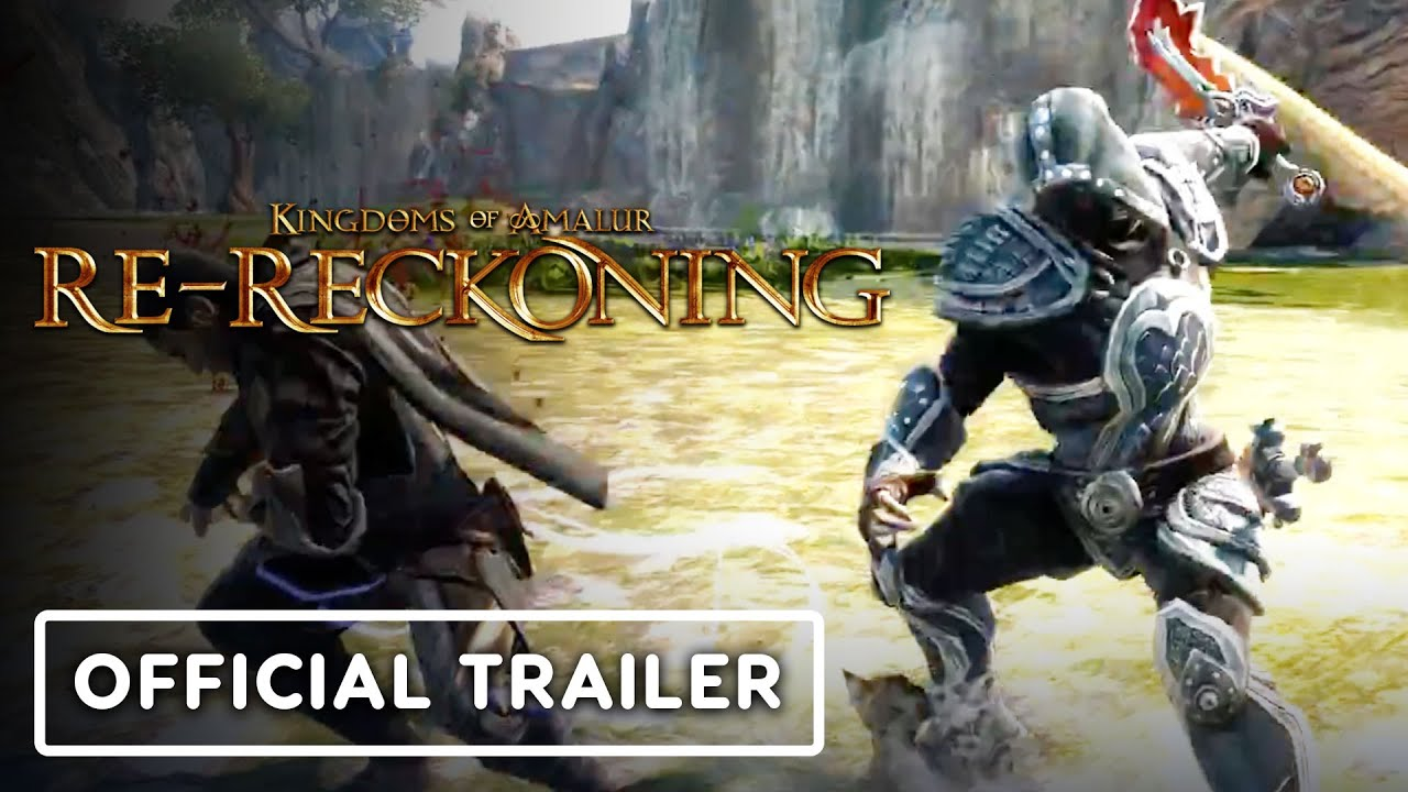 Kingdoms of Amalur: Re-Reckoning – Official Trailer | gamescom 2020