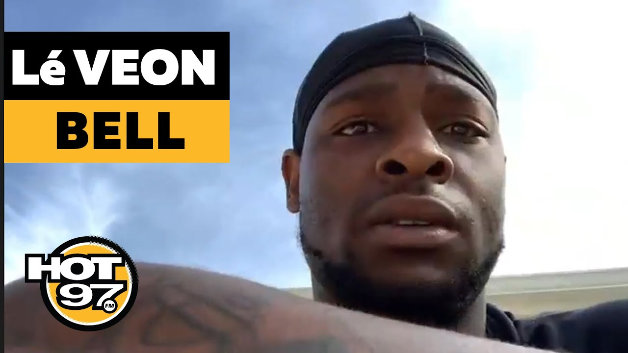 Le'Veon Bell Speaks On Jamal Adams Trade Request, Taking A Knee + Playing For NY Jets