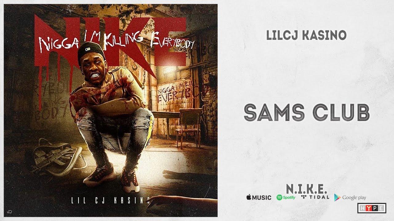 """Lil CJ Kasino – """"Sams Club"""" (N.I.K.E.)"""