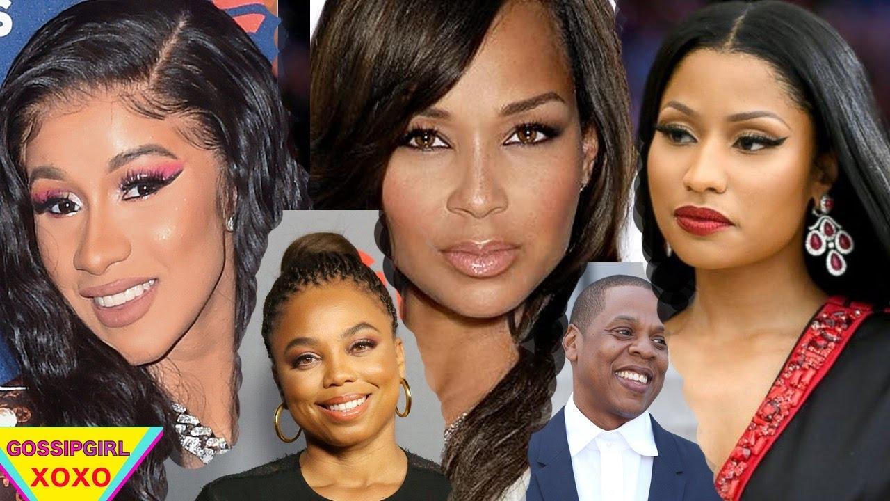 Lisa Raye shades Nicki Minaj while giving Cardi B love, WAP, Jemele Hill checks Jay – Z about (NFL)