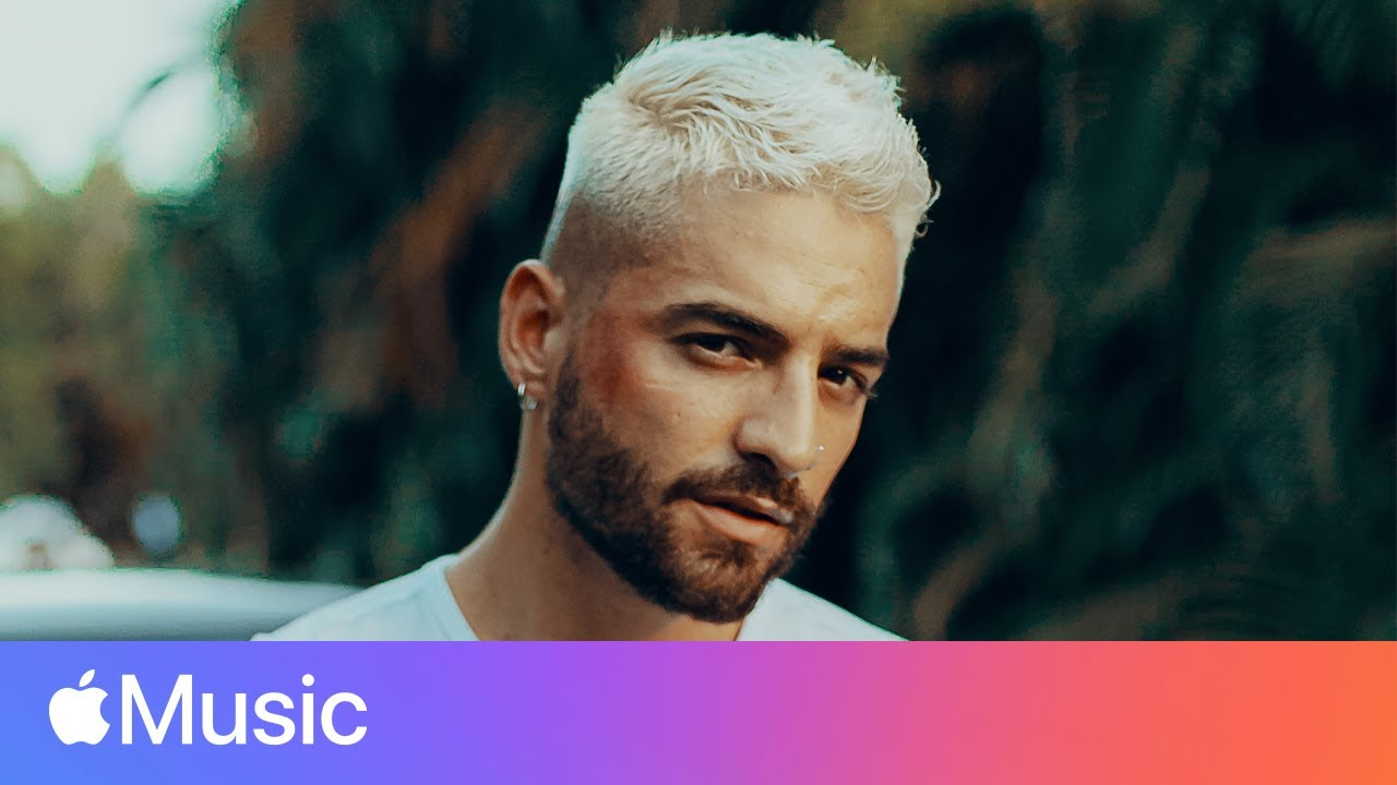 "Maluma: On ""Hawái,"" Reality of Social Media, and Upcoming Album Teasers | Apple Music"