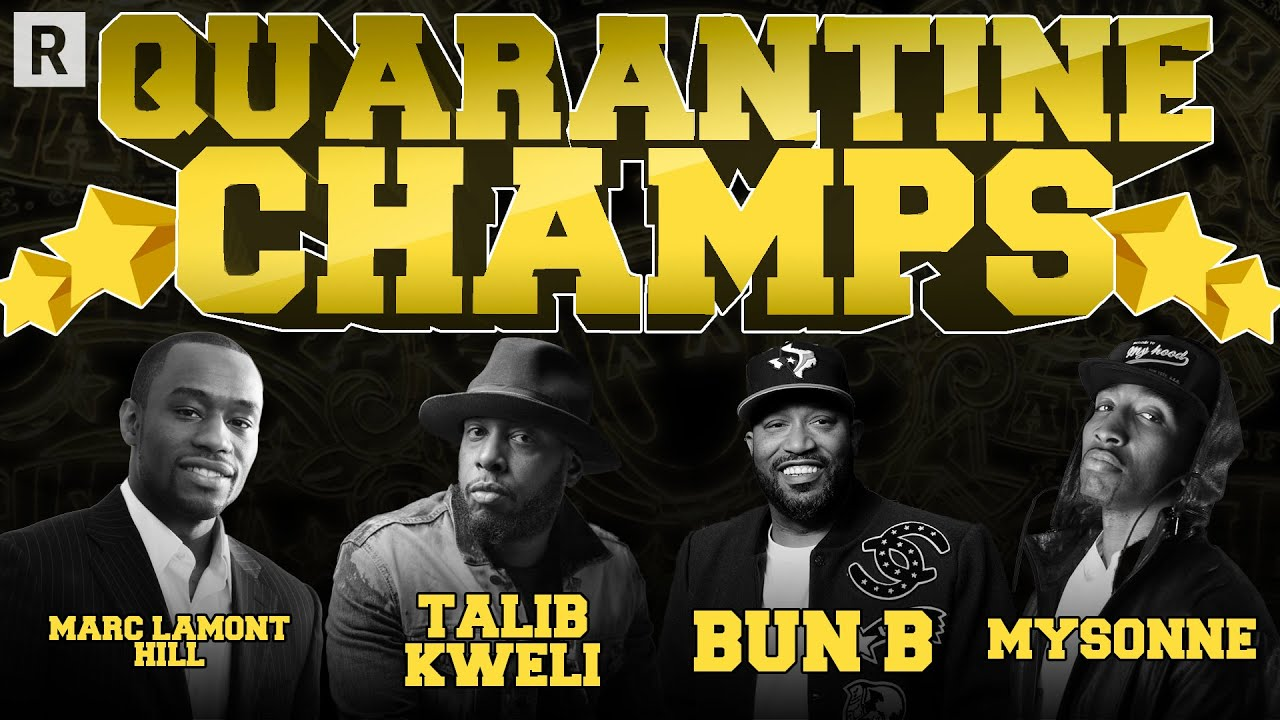Marc Lamont Hill, Mysonne, Talib Kweli On George Floyd, Protecting Black Women & More | Drink Champs