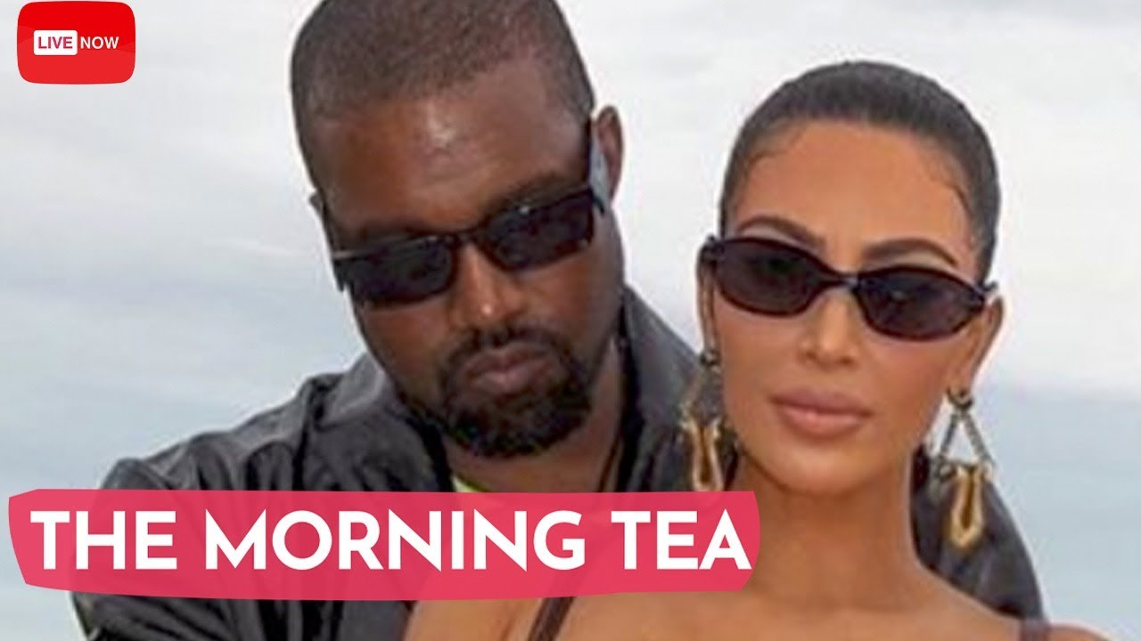 Marriage UPDATE! Kim Kardashian & Kanye West LEAVE Island & Land In Miami! | #TMTL