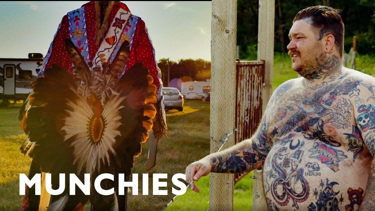 Matty Meets the Long Plain First Nations