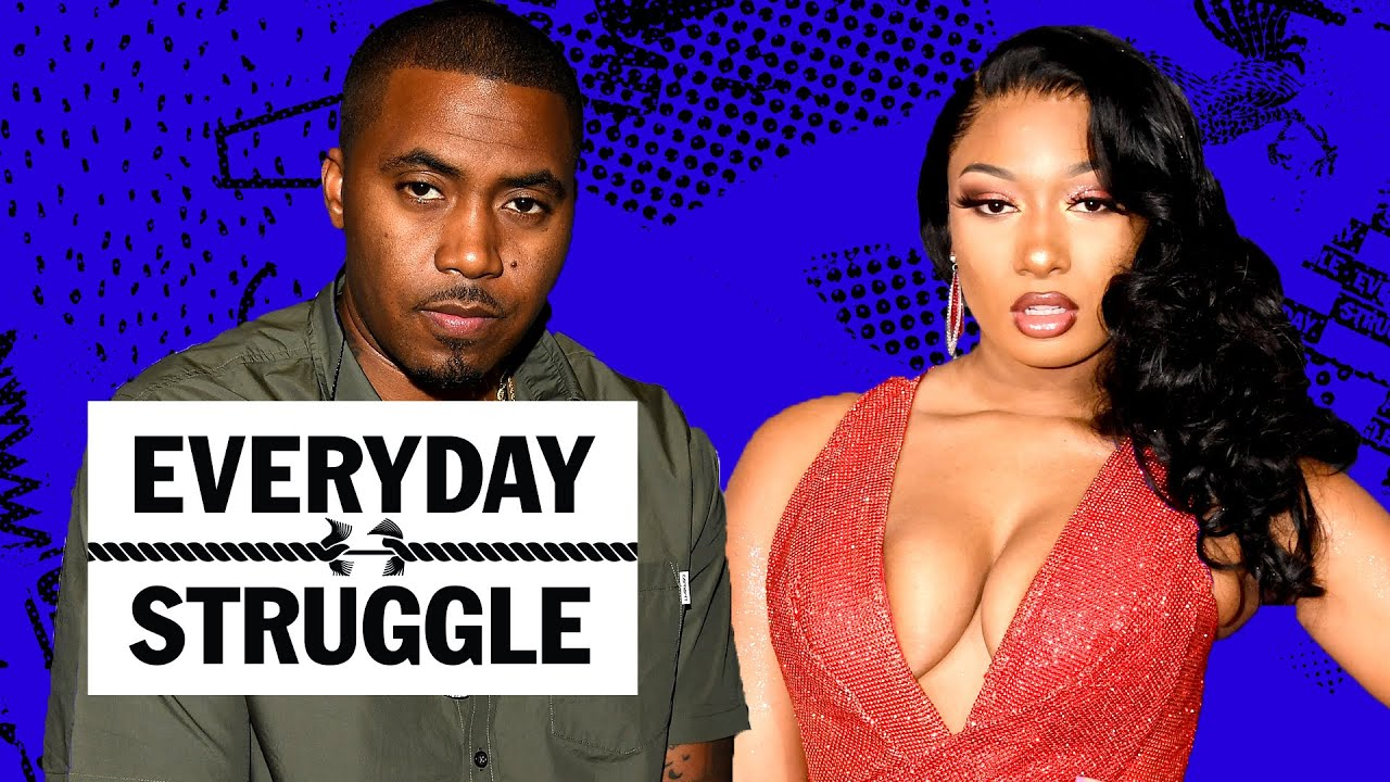 Megan Thee Stallion Confirms Tory Lanez Shot Her, Nas 'King's Disease' Album | Everyday Struggle
