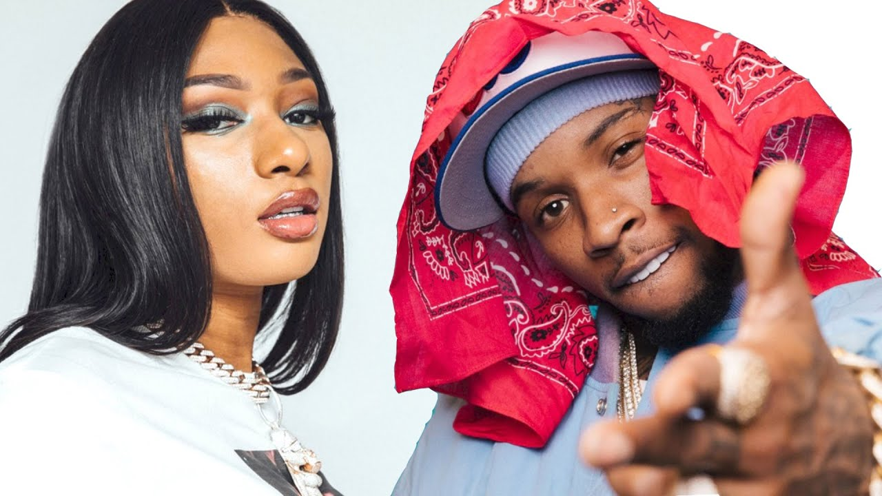 Megan Thee Stallion Shows Graphic Foot Injury … Reveals More Details Of Shooting!