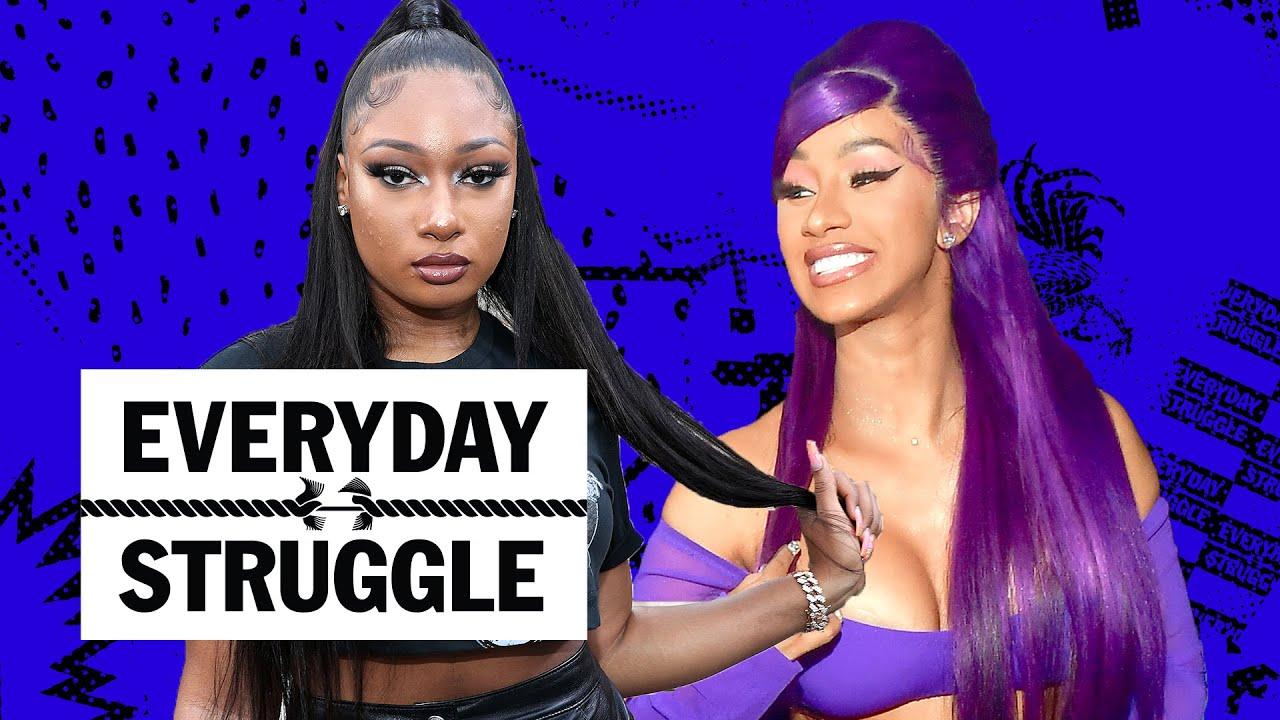 Megan Thee Stallion Shows Gunshot Wound, Cardi's WAP at #1, Travis & Cudi Album | Everyday Struggle