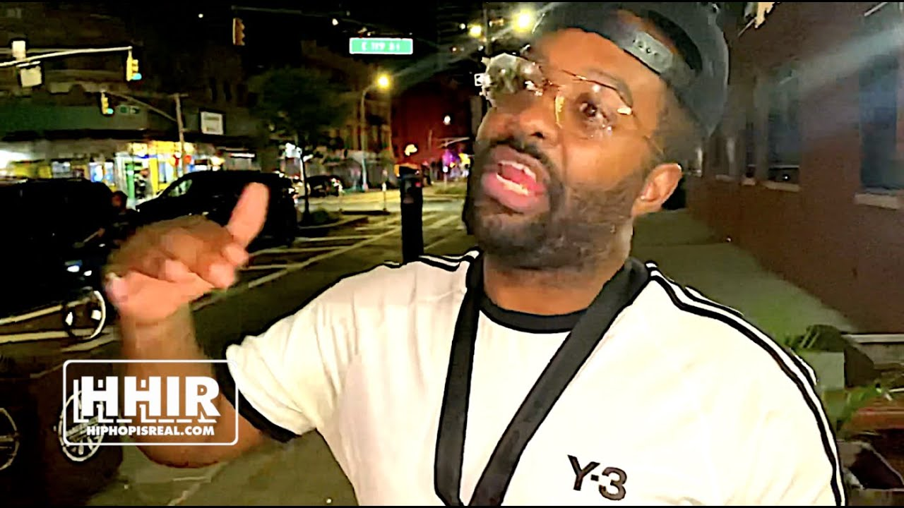 MICKEY FACTZ SAYS IT MIGHT GET BAD FOR LOADED LUX IF HE DON'T USE GREY HOODY STYLE VS DAYLYT