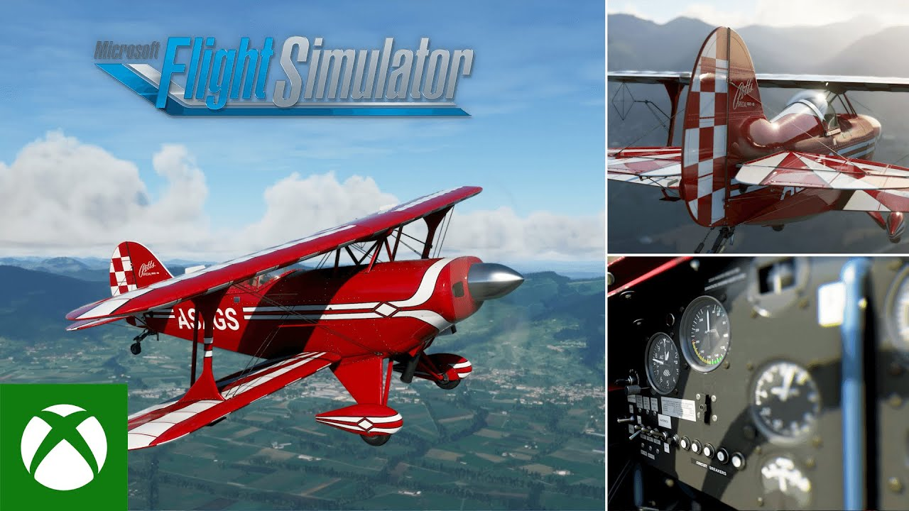 Microsoft Flight Simulator - Planes and Airports Trailer