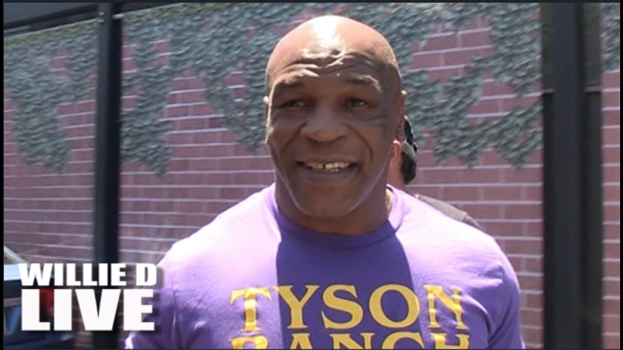 Mike Tyson Gunning for Knockout In Roy Jones Fight, Responds to George Foreman