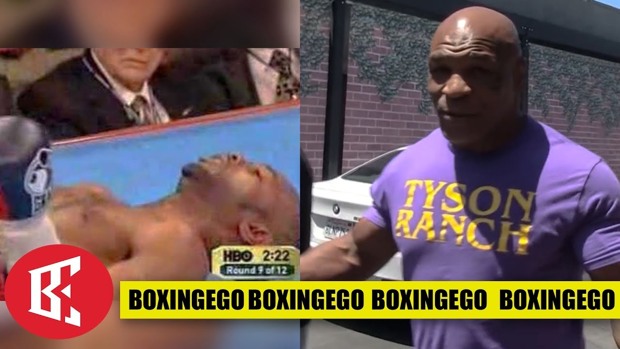 MIKE TYSON PLOTTIN ROY JONES KNOCKOUT IN HIS HEAD, NO MERCY, ENJOYS GIVIN PAIN