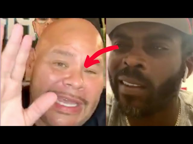 Mike Vick To Fat Joe On Growing Up With Iverson, Extra Year In Prison For Weed & BMF Connections