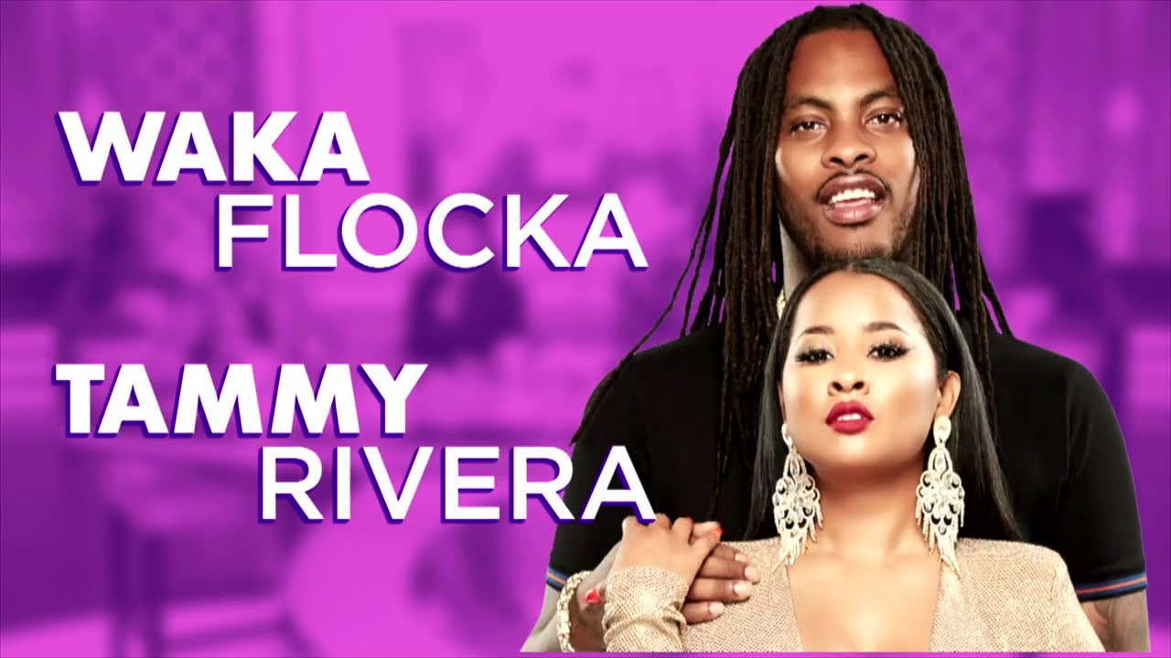 Monday on 'The Real': Grace Byers, Waka Flocka, Tammy Rivera