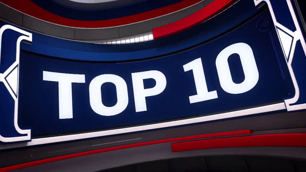 NBA Top 10 Plays Of The Night | August 5, 2020