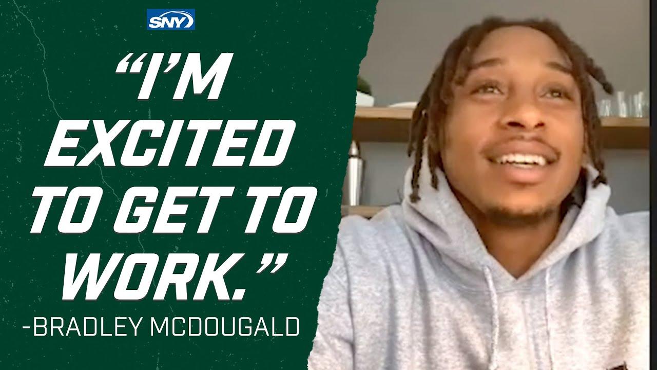 Newest Jets safety Bradley McDougald is ready to prove himself | New York Jets | SNY