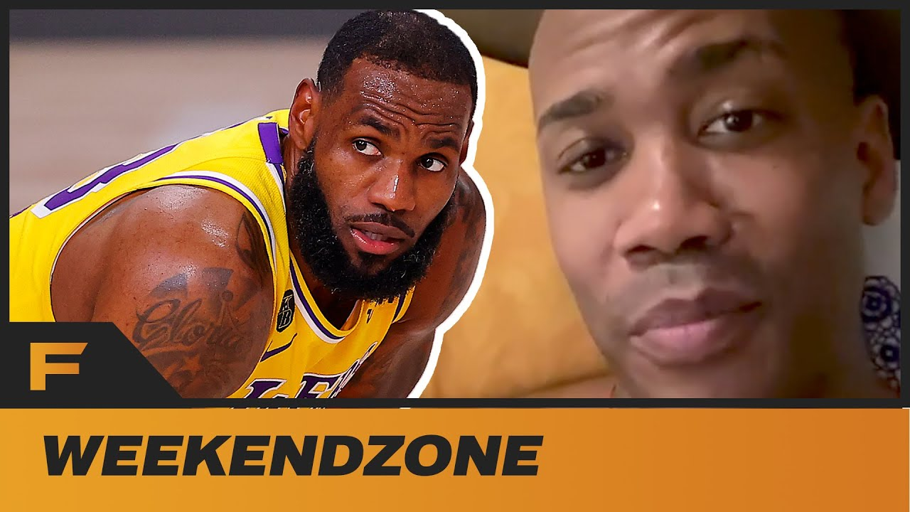 NFL Considering Bubble, Stephon Marbury Destroys LeBron James & Steph Curry takes L Of The Week | WZ