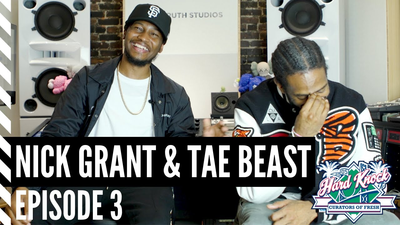 Nick Grant and Tae Beast on Finding Your Own Truth, Word Play, Equality, Jay-Z, New Album, Entendres