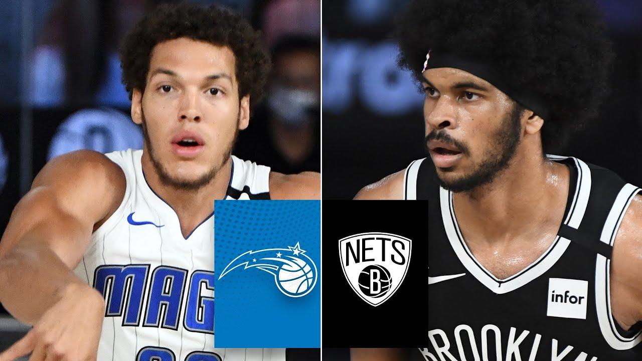 Orlando Magic vs. Brooklyn Nets | 2019-20 NBA Highlights