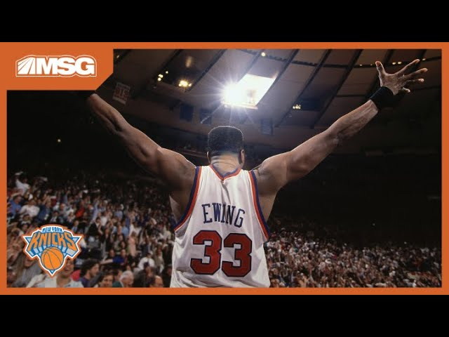 Patrick Ewing: The Greatest New York Knicks Big Man of All Time