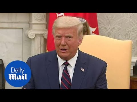 President Trump says tax ruling 'continuation of the witch hunt'