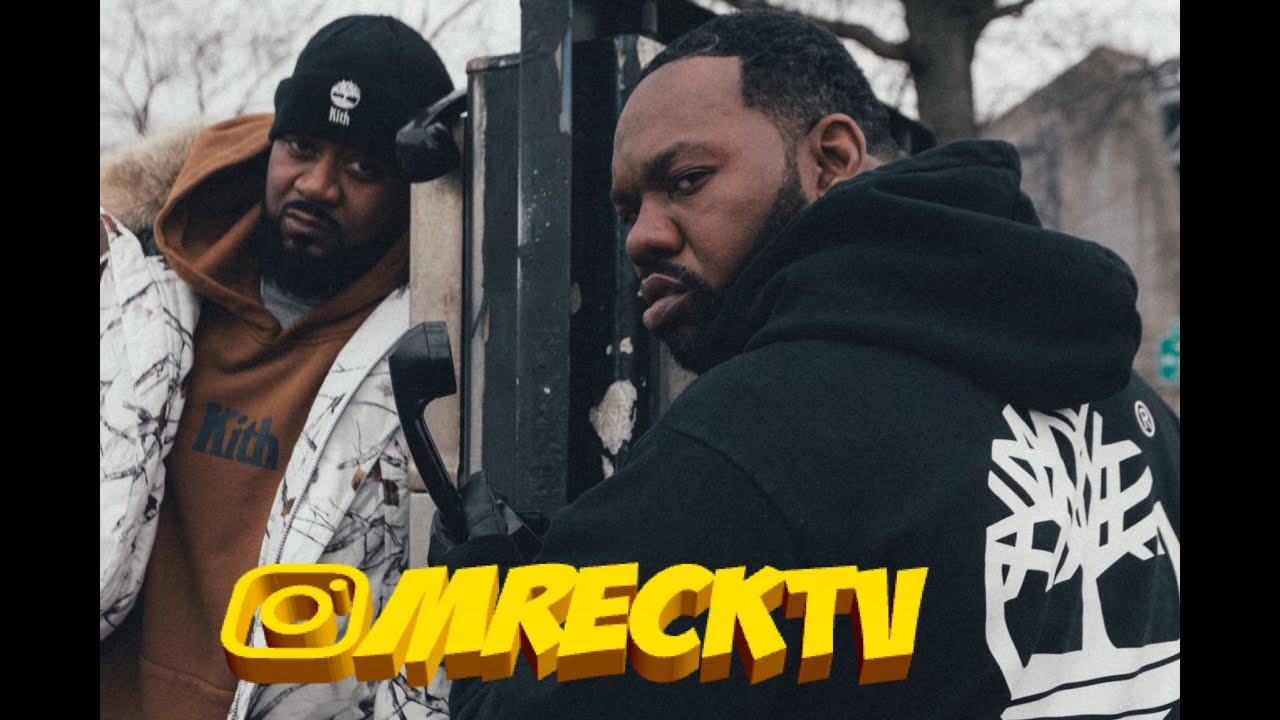 Raekwon & GhostFace Drops Shocking Info:We Got Kicked Out Barbados While Recording 'Purple Tape'