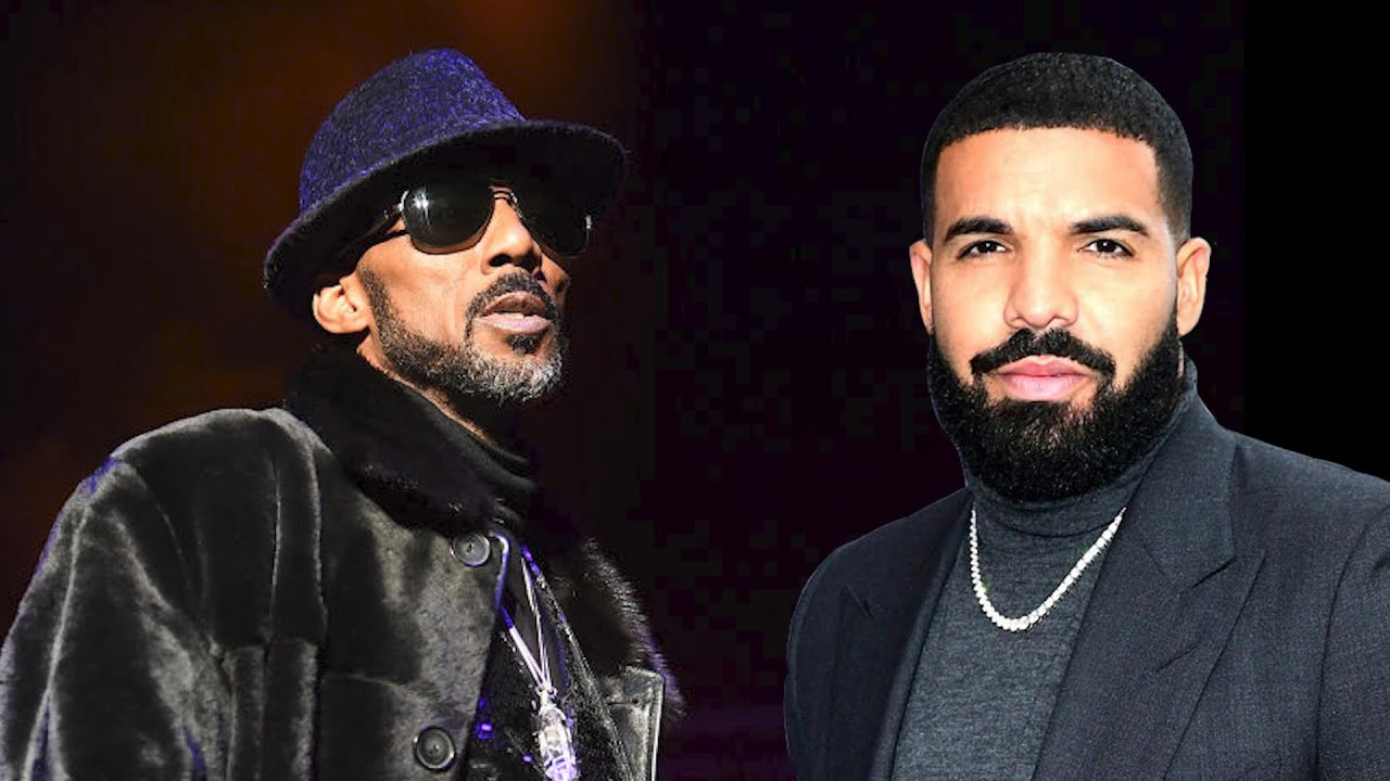 Ralph Tresvant Says He Wants To Collaborate With Drake And The Weeknd