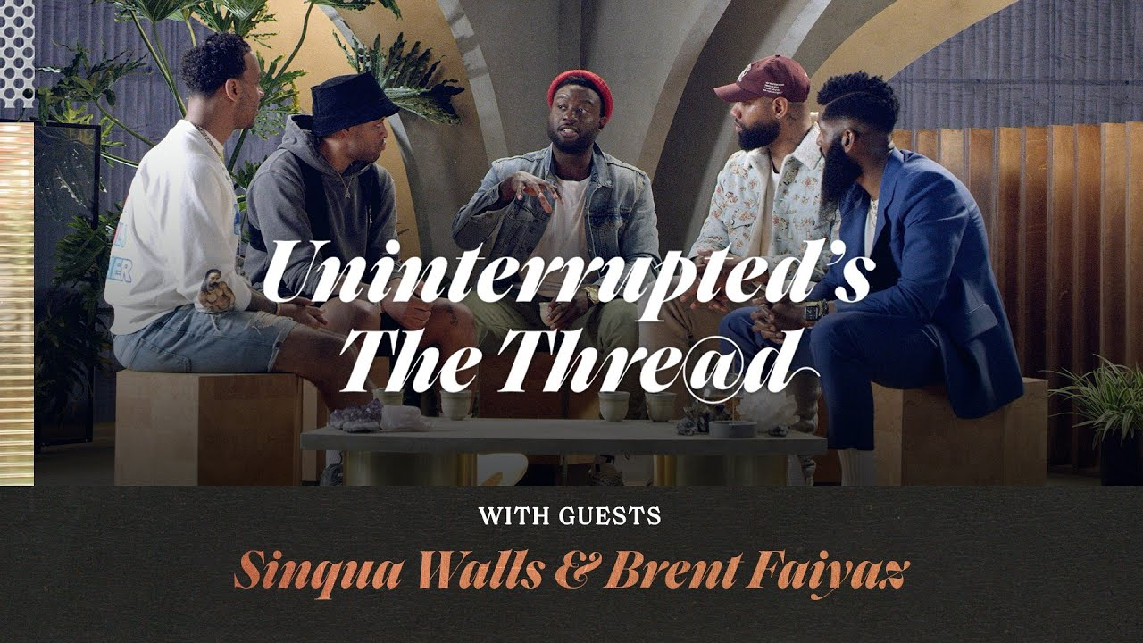 Reimagining Black Style & Individuality with Brent Faiyaz & Sinqua Walls | THE THRE@D