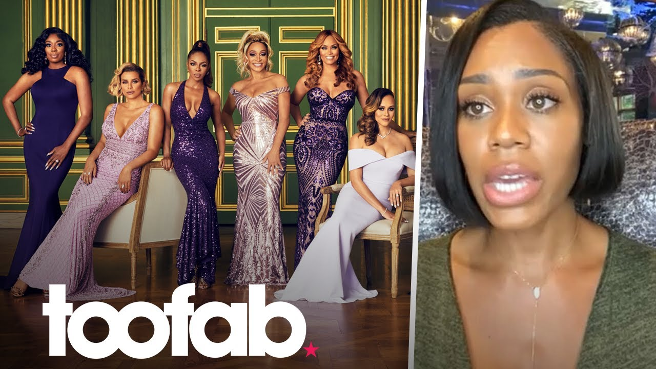 RHOP Star Monique Samuels Slams Candiace Dillard For 'Vicious' And 'Nasty' Behavior | toofab