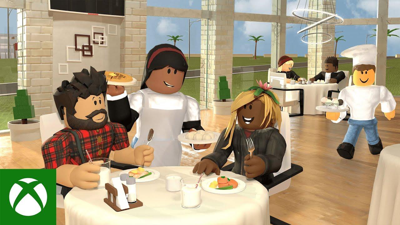 Roblox: Restaurant Tycoon 2 Trailer