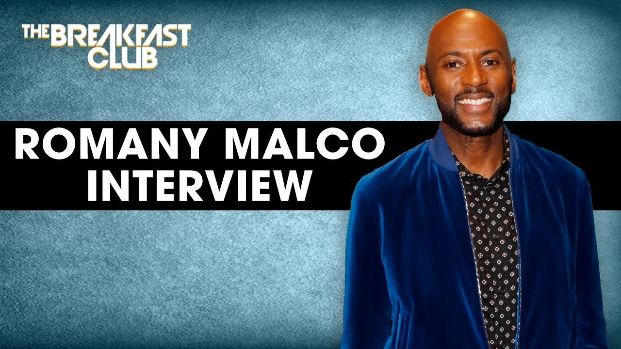 Romany Malco Talks Movies That Heal, Evolution Of Tijuana Jackson Film + More