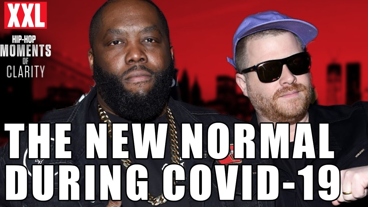 Run The Jewels Discuss Postponing Their Tour, The New Norm and More | Hip-Hop Moments of Clarity