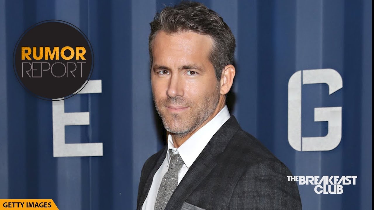 Ryan Reynolds Apologizes For Having Wedding Ceremony On Slave Plantation