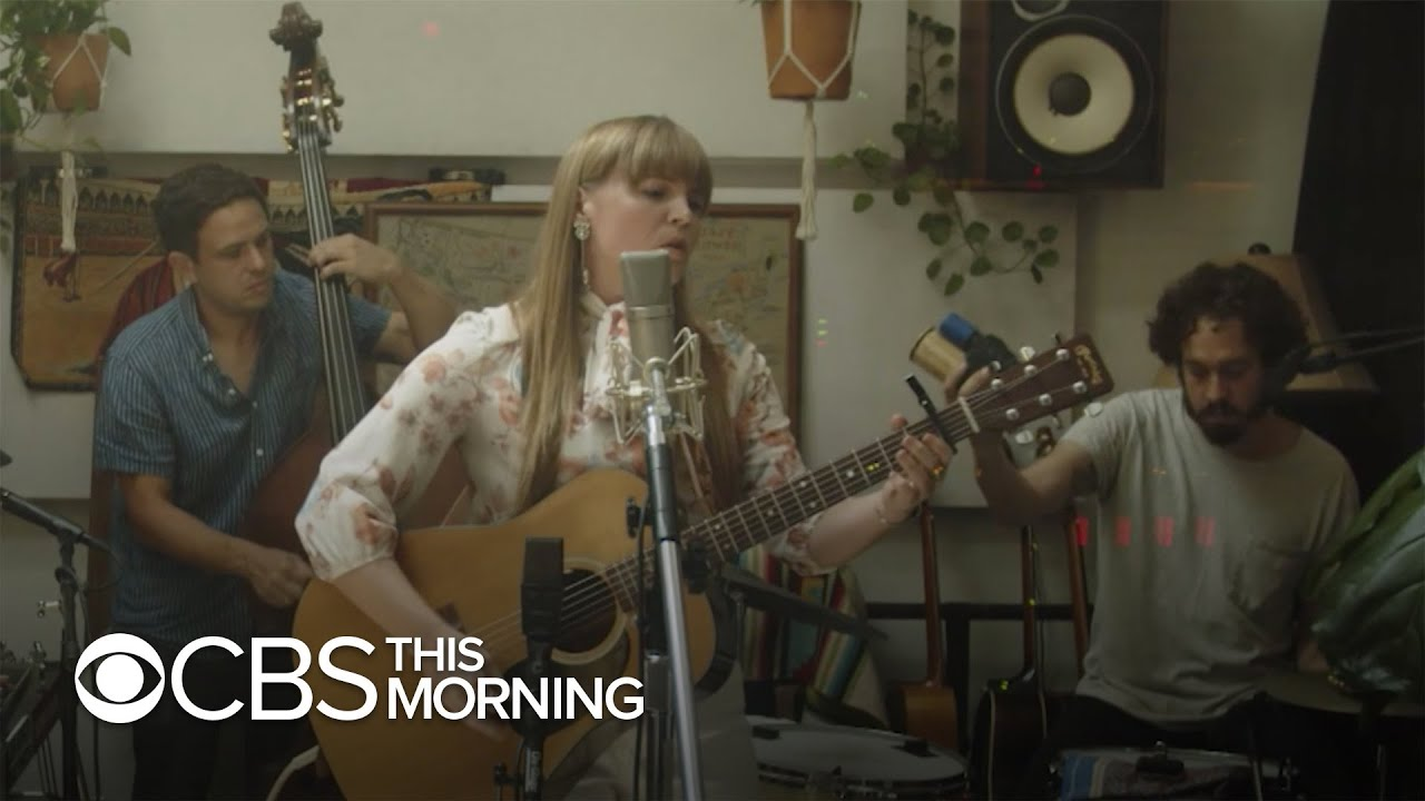 "Saturday Sessions: Courtney Marie Andrews performs ""It Must Be Someone Else's Fault"""