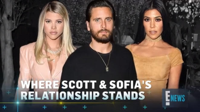 "Scott Disick and Sofia Richie Are ""No Longer Speaking"" After Official Breakup"