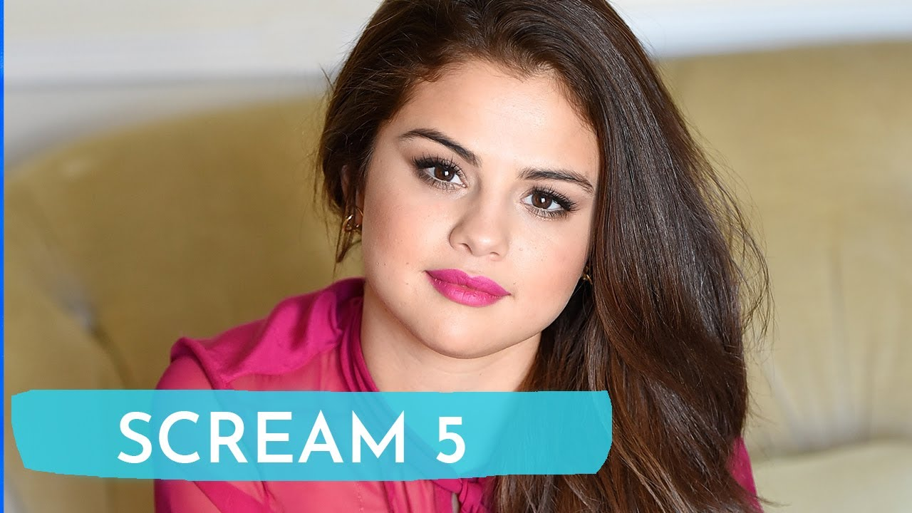 Selena Gomez RUMORED to be in Scream 5 – The Clues REVEALED