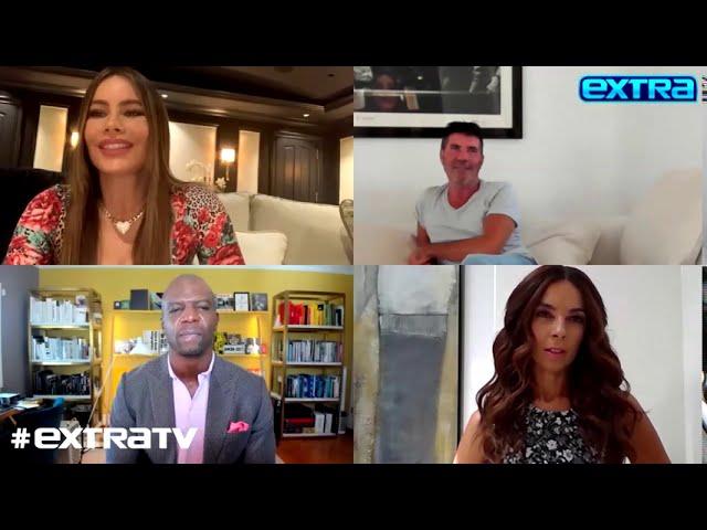 Simon Cowell Teases 'America's Got Talent' Live Shows