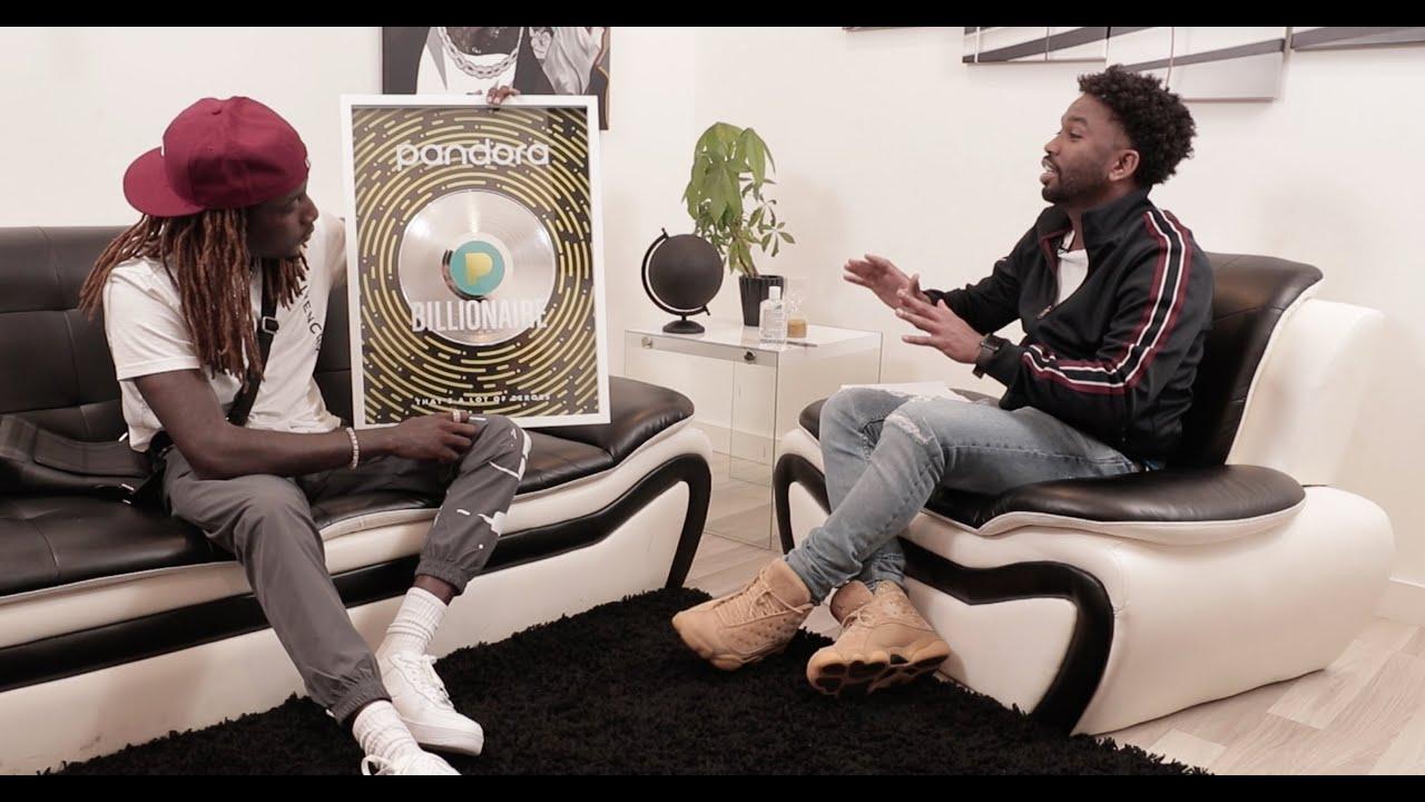 SiriusXM Pandora Playback with K Camp
