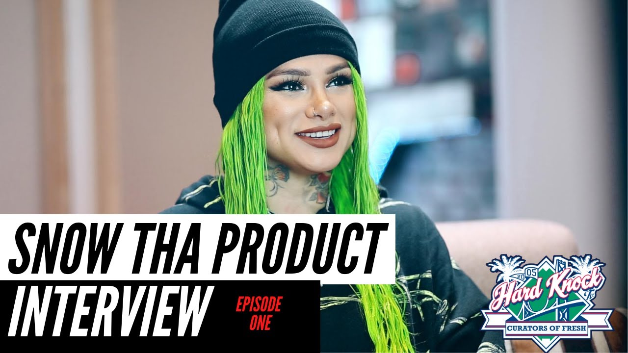 Snow Tha Product on Latino Stereotypes in Hip Hop, Lauryn Hill, Eminem, Having to Prove Herself