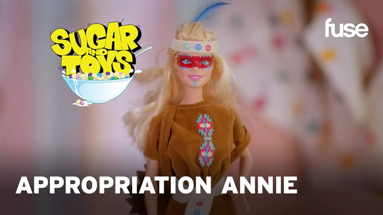 Steal Any Culture With The New Appropriation Annie | Sugar and Toys | Fuse
