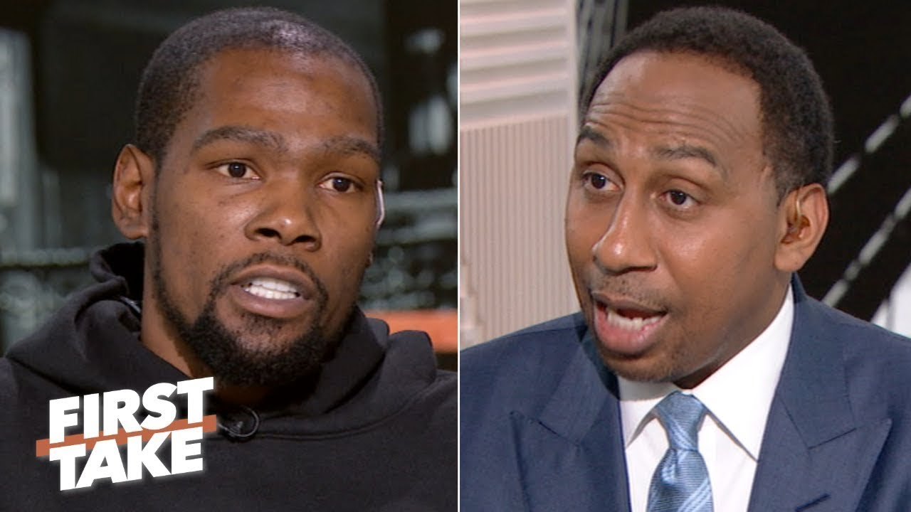 Stephen A. BELIEVE that Nets will not go so far in playoffs because Kevin Durant out season