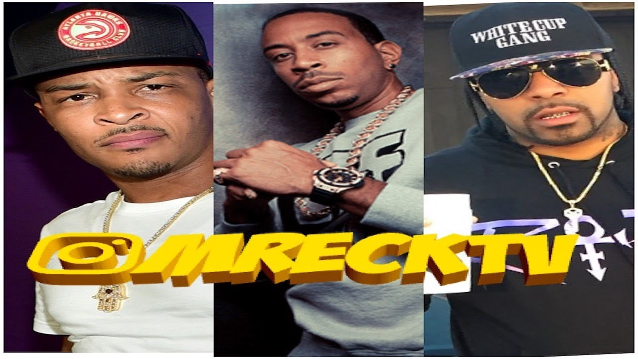 T.I. EXP0$ED 4 Starting Beef w/ Ludacris/LIl Flip Out Of Jealousy & Envy?|Dj Jelly:Luda Better|PT 3