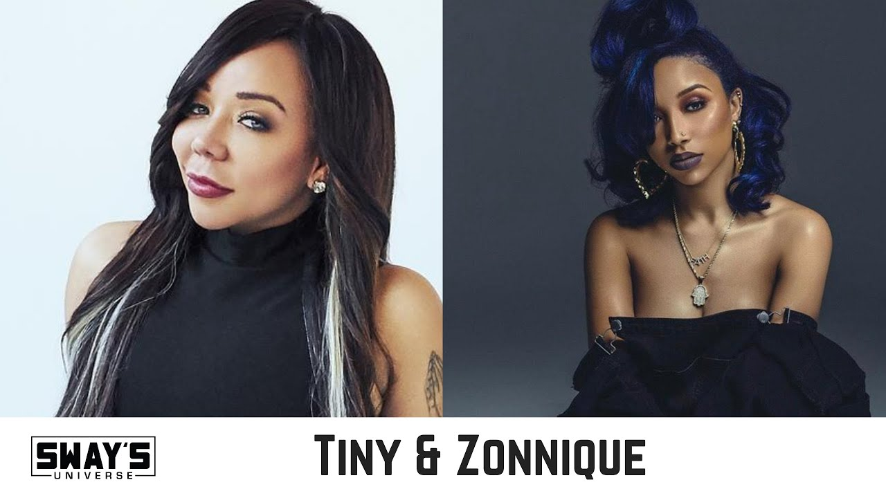 Tameka 'Tiny' Harris and Zonnique Give Millennials A Platform To Speak Their Mind on 'The Mix'