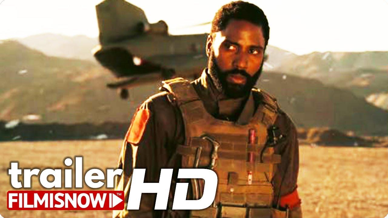 TENET Final Trailer NEW (2020) Christopher Nolan Movie