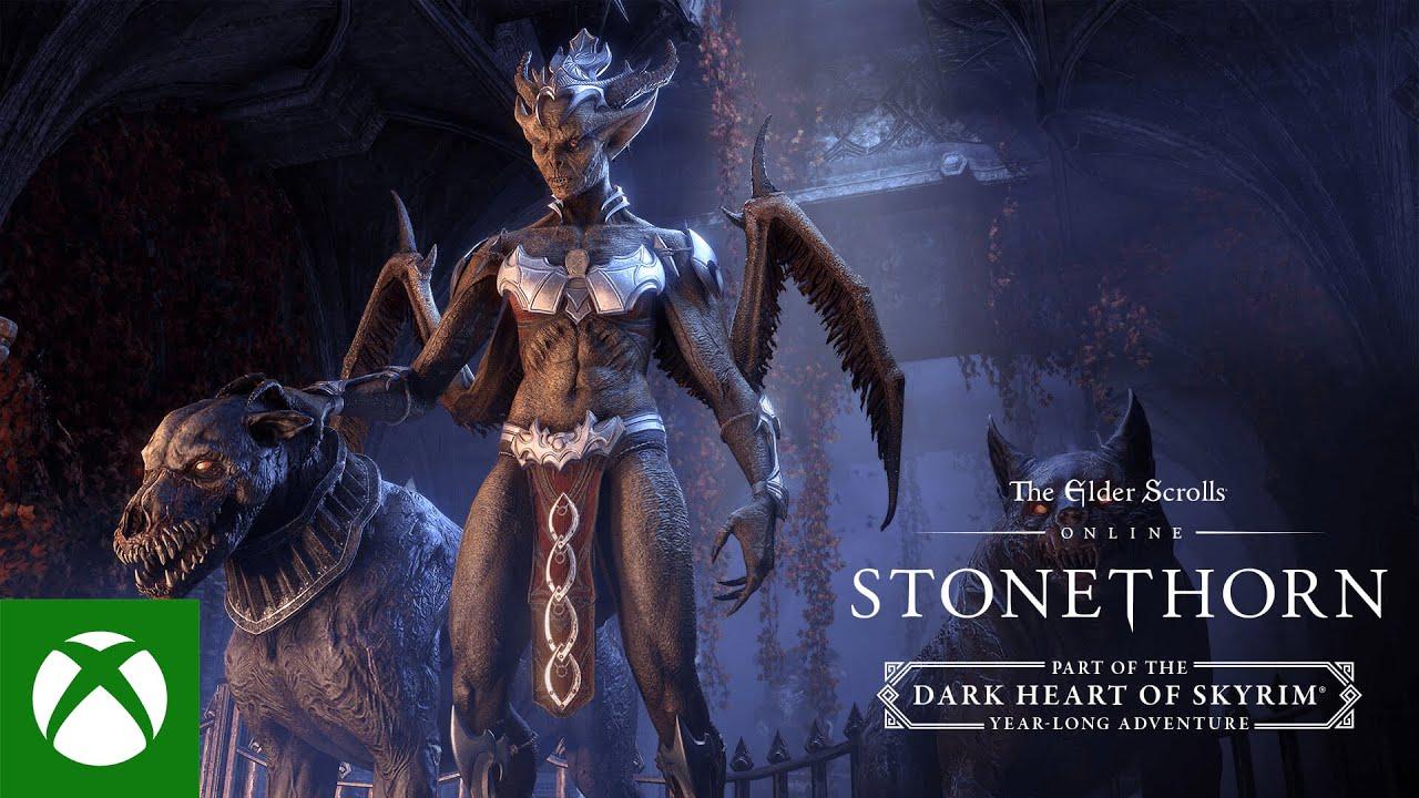 The Elder Scrolls Online: Stonethorn – Gameplay Trailer