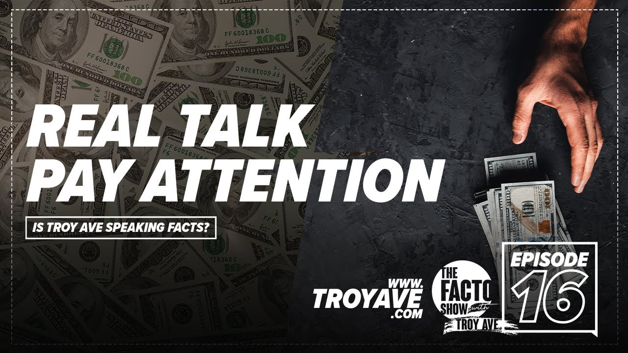 "THE FACTO SHOW (CLIPS) ""Real Talk Pay Attention"" Episode 16"